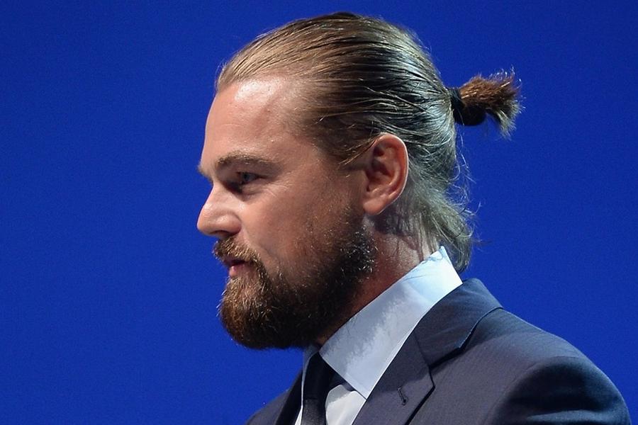 best men's haircuts - ponytail