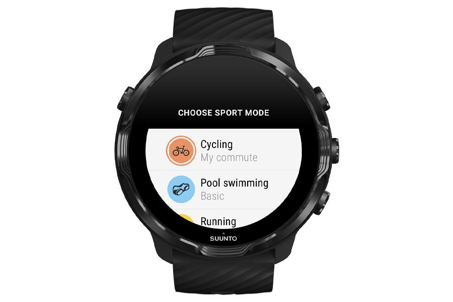 best smart watch 2020 - Suunto 7
