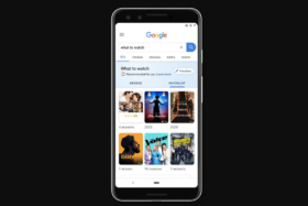 google movie recommendations