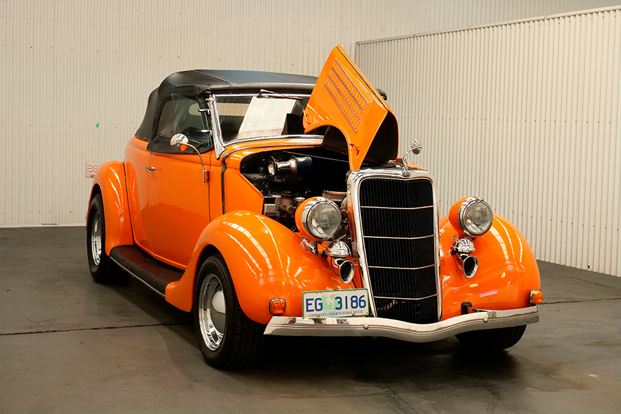 pickles car auction - ford hot rod