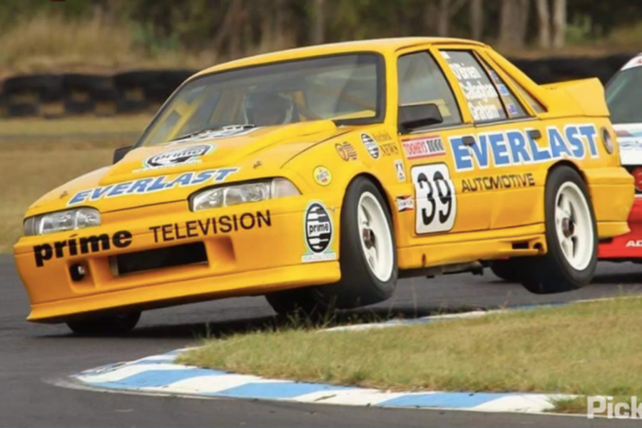 pickles car auction - 1988 holden commodore