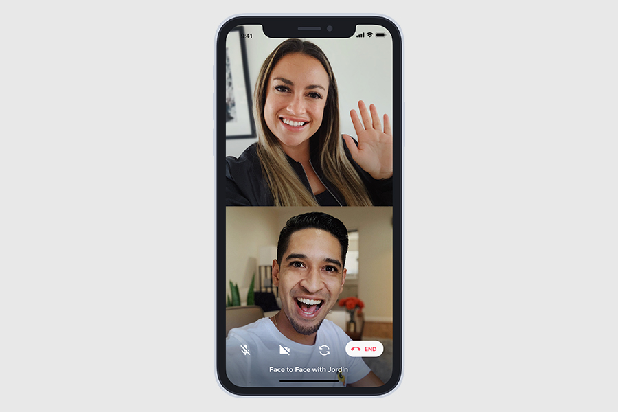 tinder video chat function 1