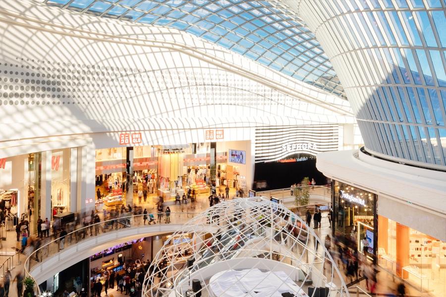 Chadstone Shopping centre melbourne
