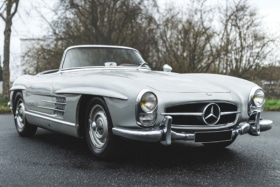 Mercedes Benz 3000 SL Roadster for auction