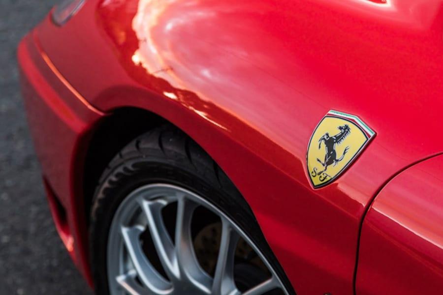 2003 Ferrari 360 Modena limo 2