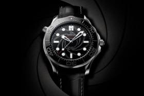 3 OMEGA Bond Seamaster 300M Platinum-Gold