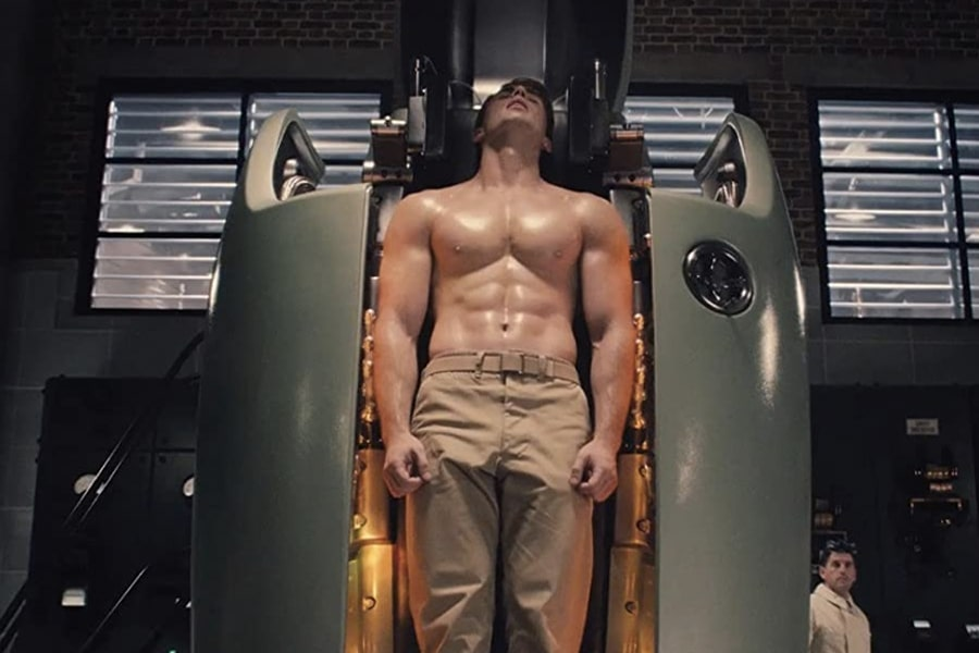 4 Chris Evans' 'Captain America' Workout and Diet Plan