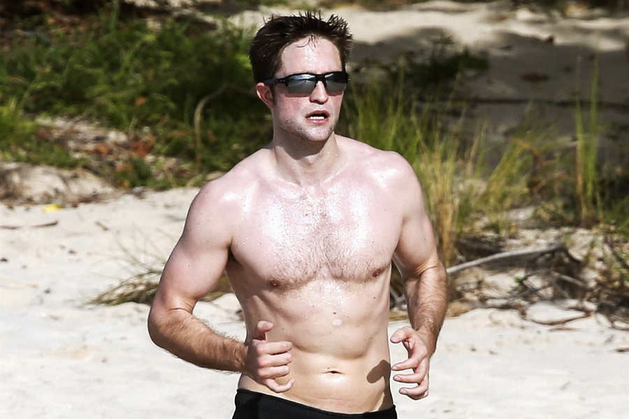 1 Robert Pattinson's Batman Workout and Diet Plan
