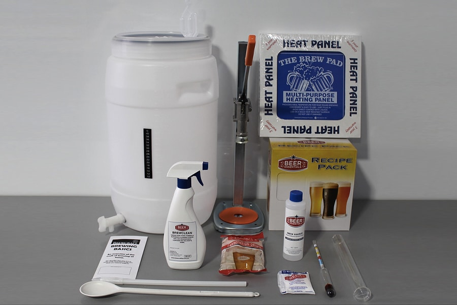 Best Home Brew Kits - Beer Essentials Super Deluxe Brewery Kit