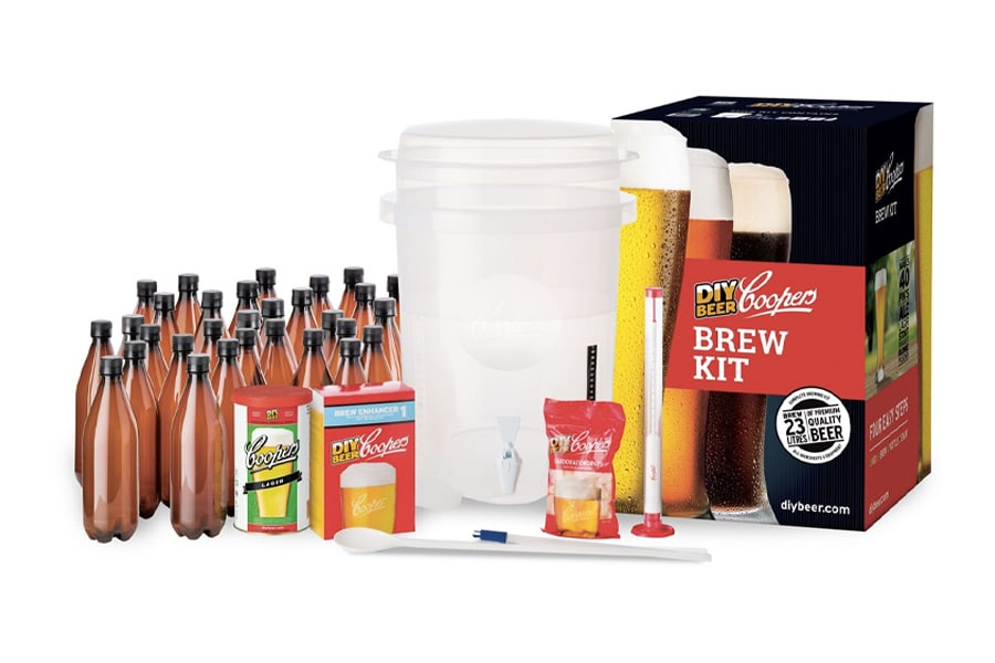 Best Home Brew Kits - Coopers DIY Home Brewing Kit