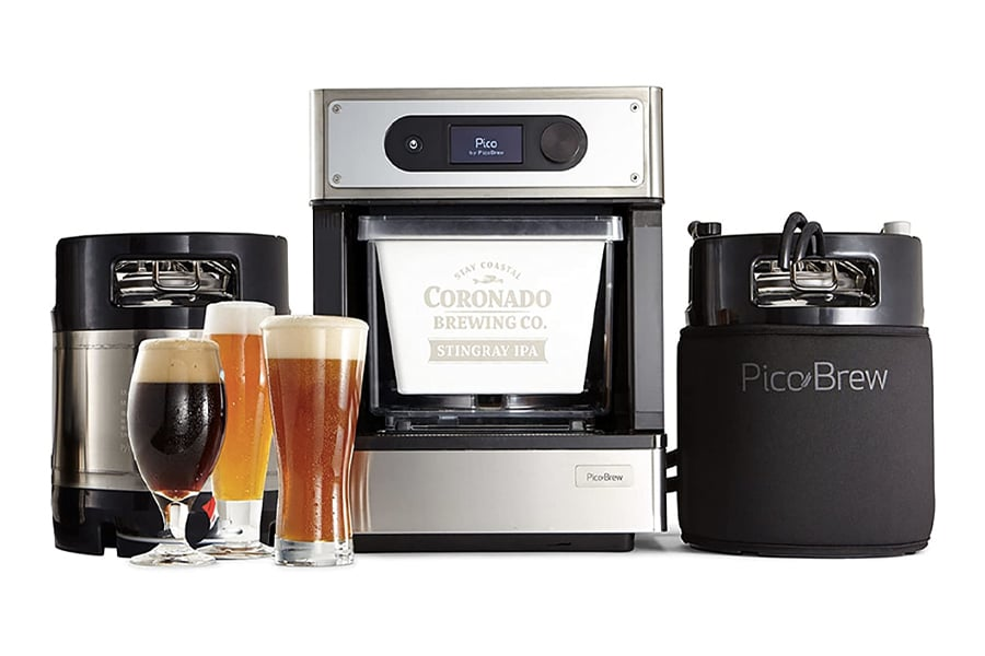Best Home Brew Kits - Pico Pro Craft Beer Brewing Appliance