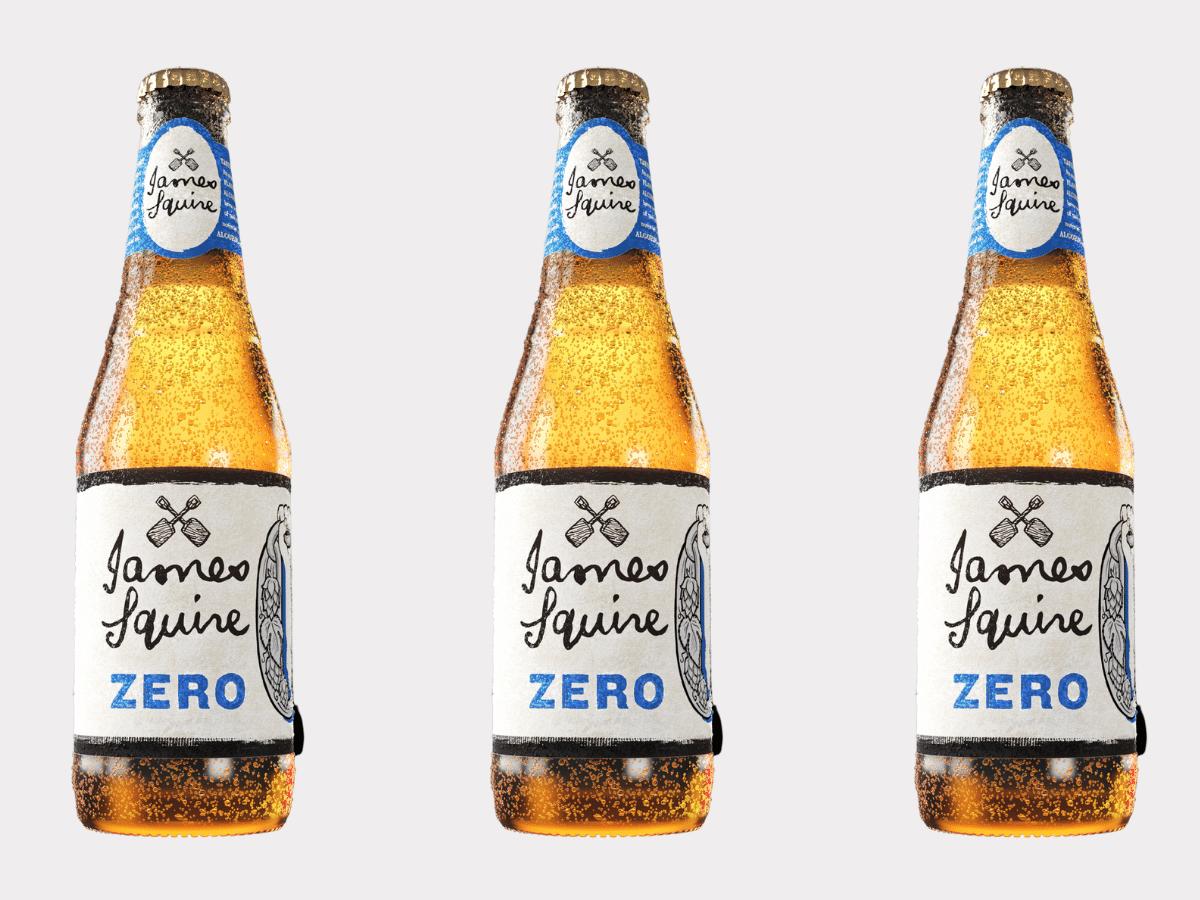 Best non alcoholic beer brands james squire zero 2