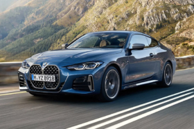 Bmw series 4 coupe 2