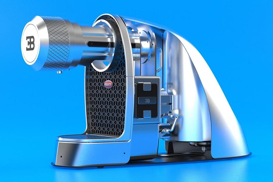 espresso machine bugatti