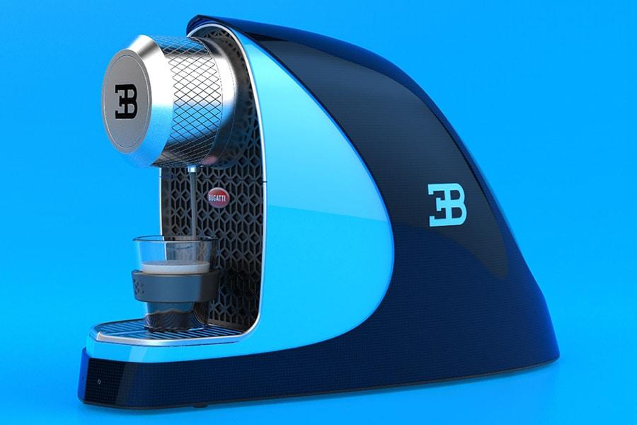 Bugatti Etiron espresso machine