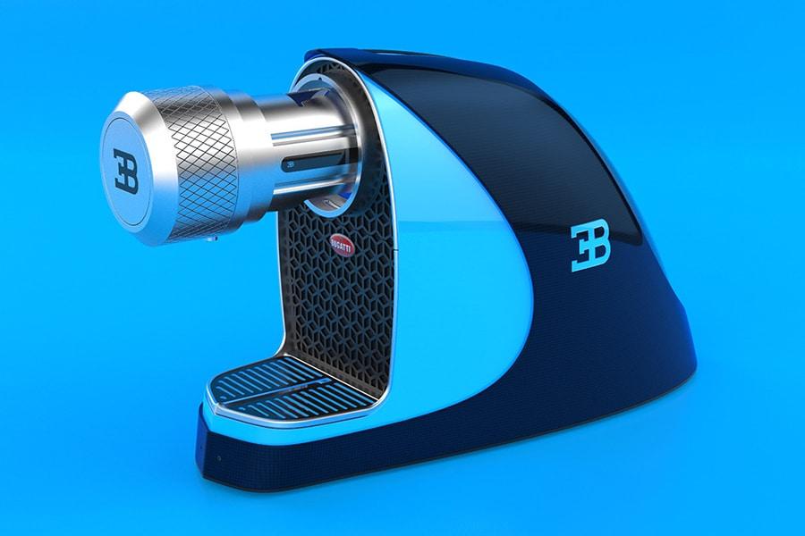 Bugatti espresso machine