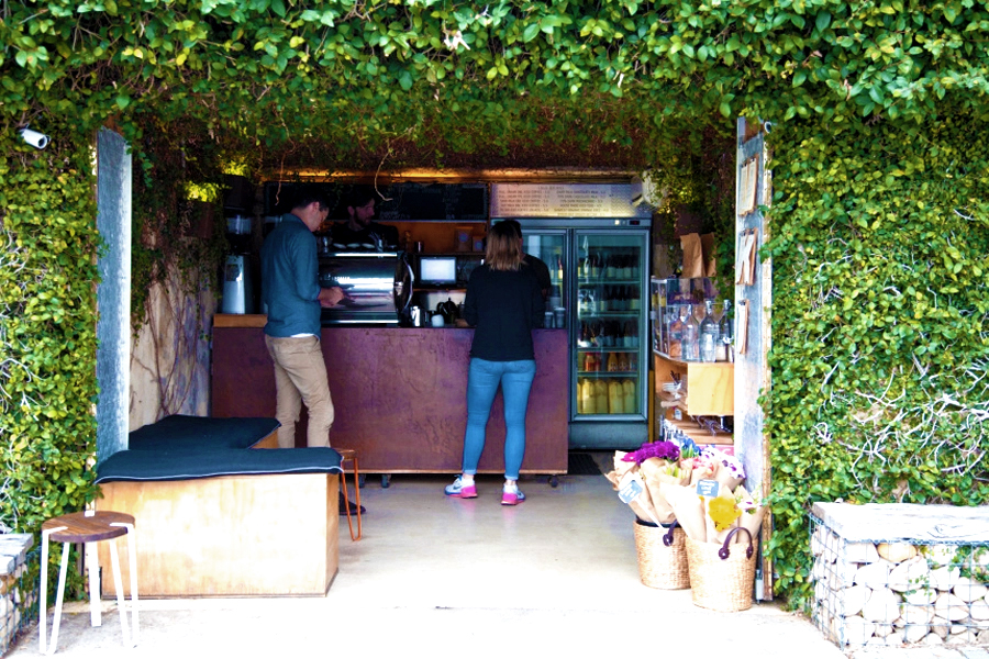 Best Cafe's (Milton) - Bunker