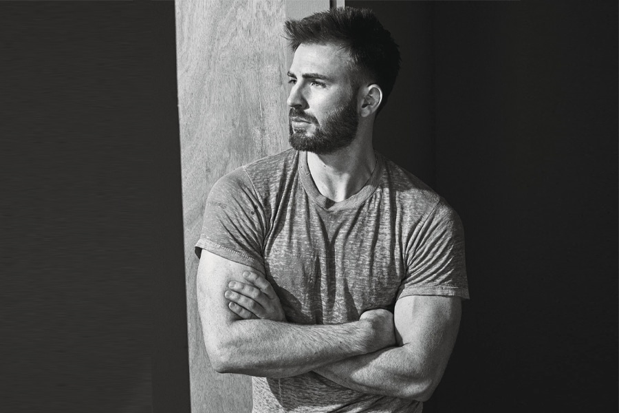 1 Chris Evans' 'Captain America' Workout and Diet Plan