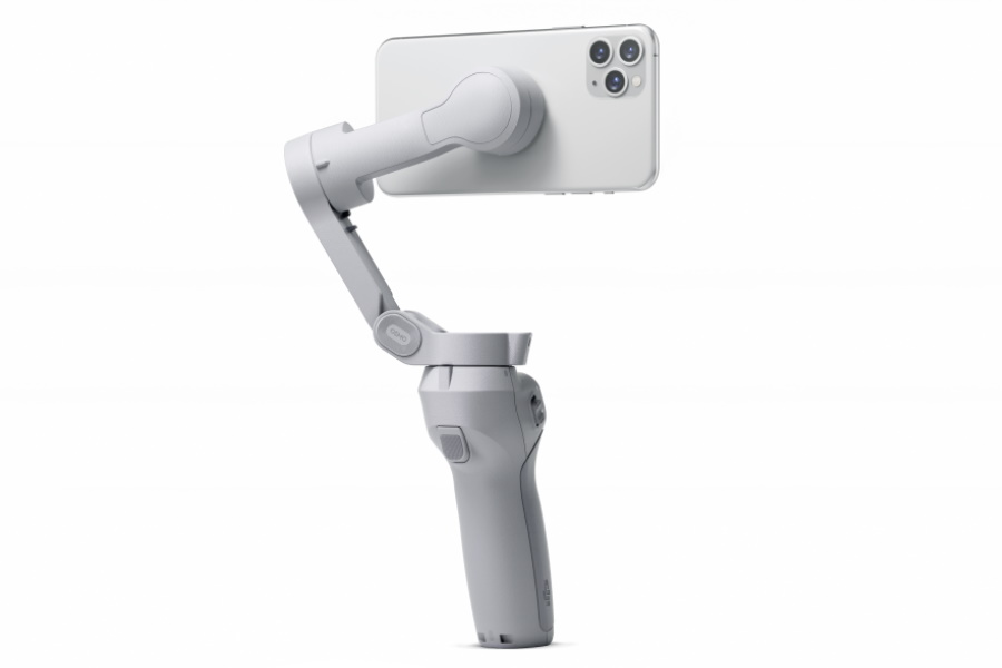 DJI phone camera stabiliser
