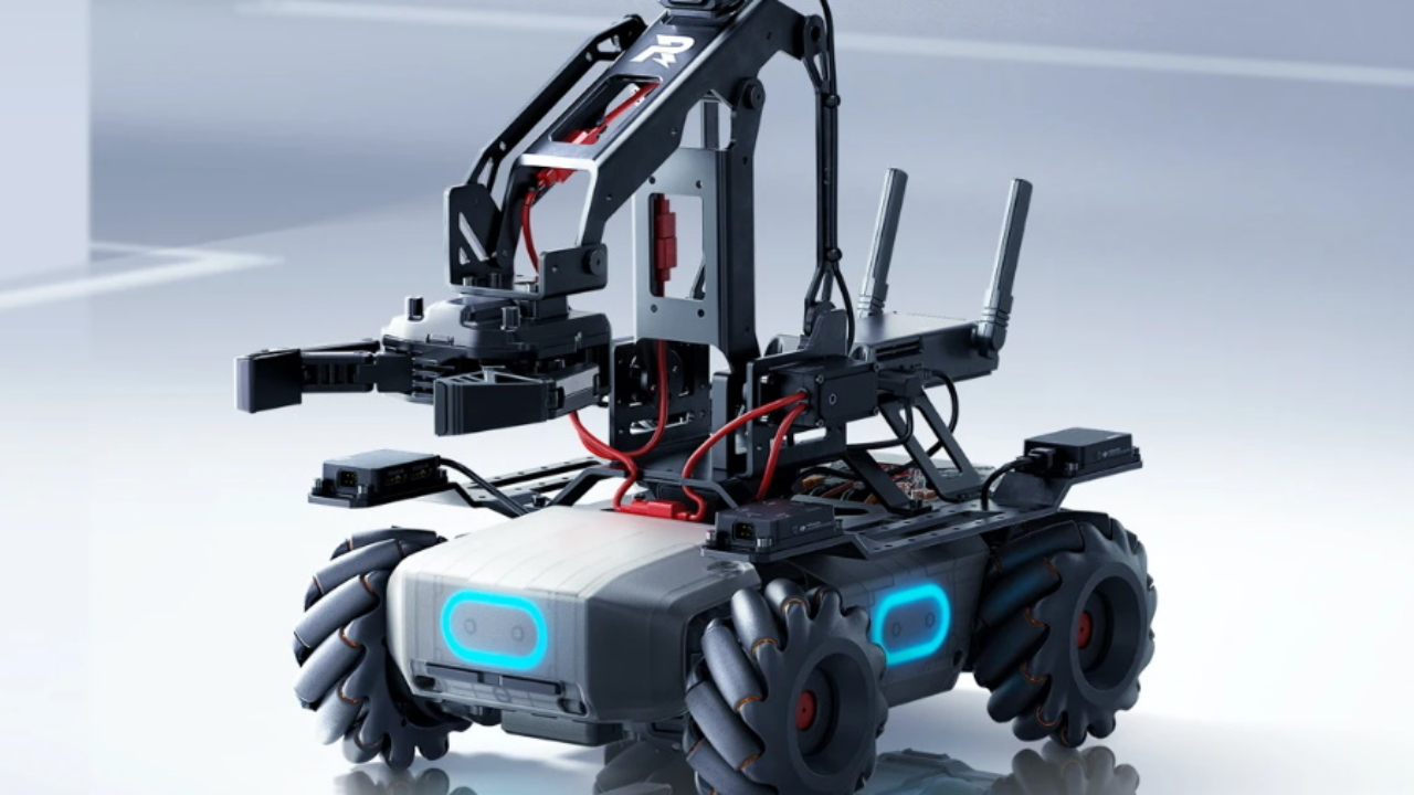 Dji Robomaster Ep Core Is Coming To A Campus Near You Man Of Many