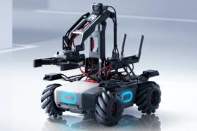 DJI Robomaster robot