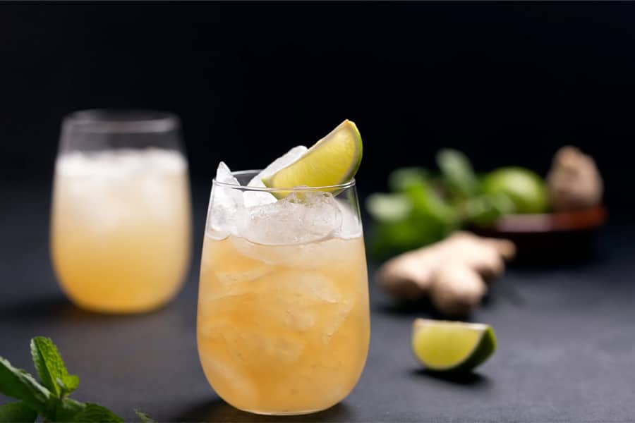 Dark and Stormy Recipe 2