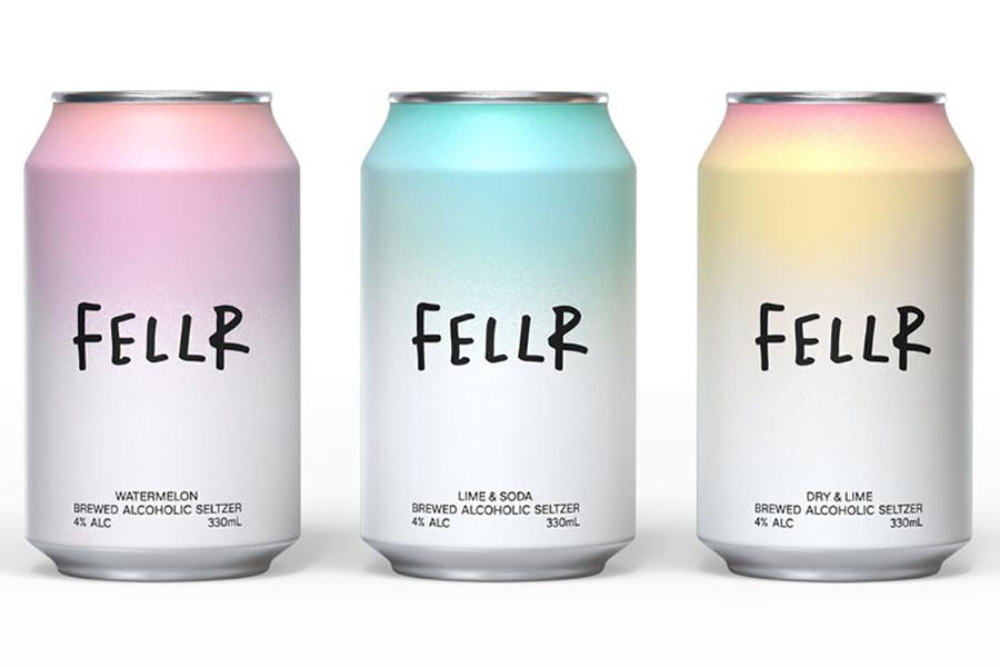 Fellr Seltzer is an alcohol