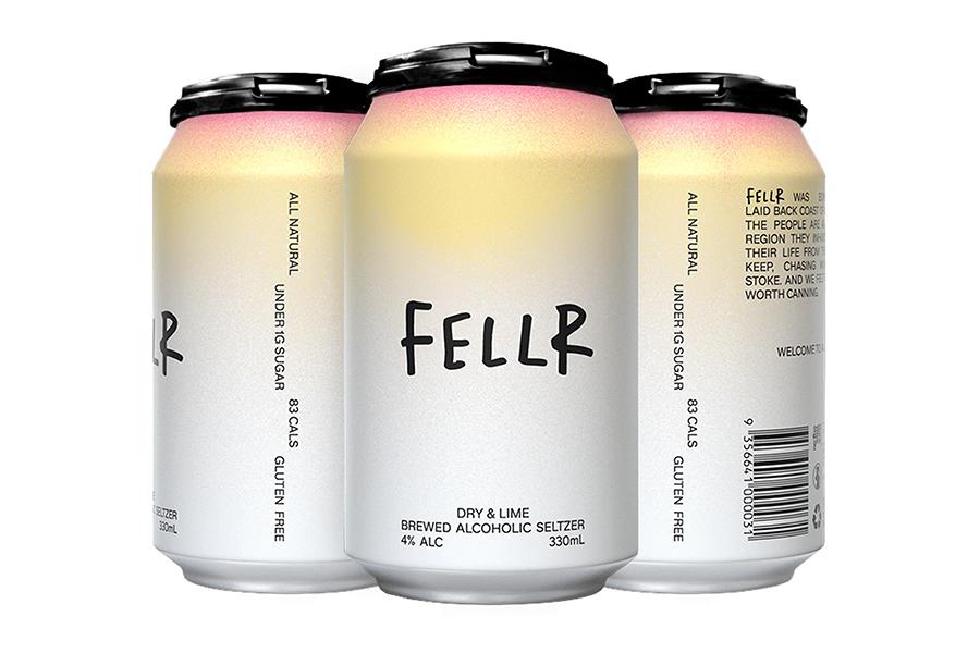 Fellr Seltzer drinks