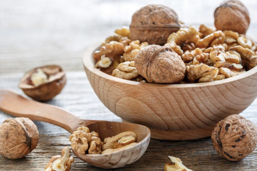 Foods That Help You Sleep - walnuts