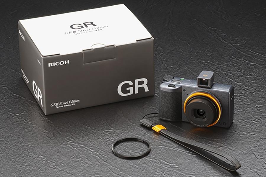 GR 3 Street Edition Film with box