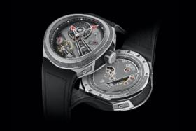 Greubel Forsey Balancier S watch