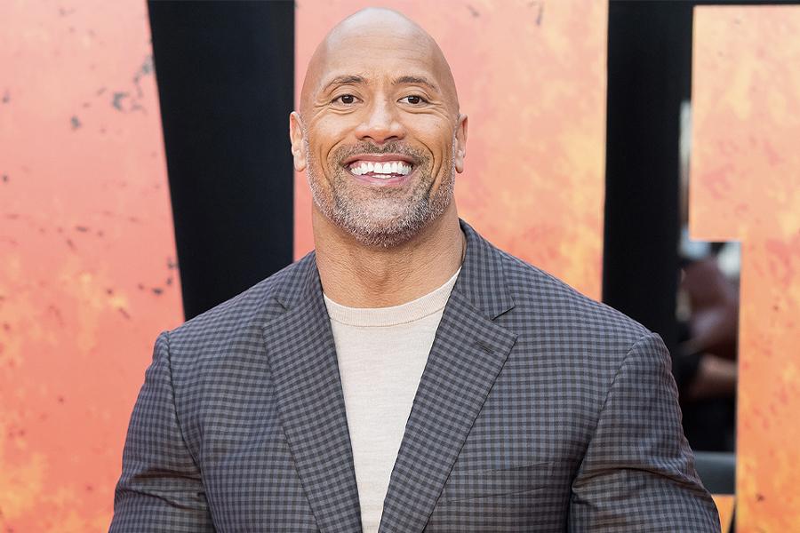 Highest Paid Actors 2020 - Dwayne Johnson