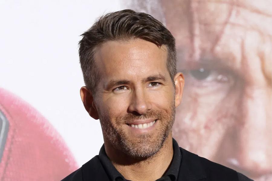 Highest Paid Actors 2020 - Ryan Reynolds