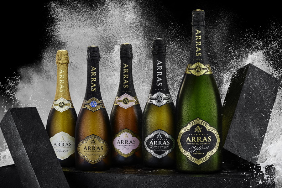 house of arras new sparkling wine