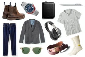 Products from Huckberry Finds August