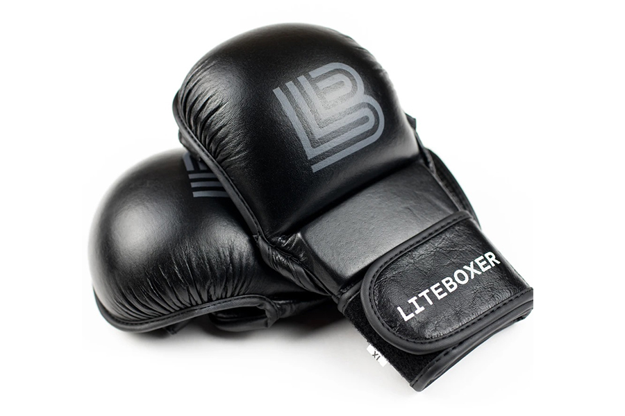 Liteboxer Bundle boxing gloves