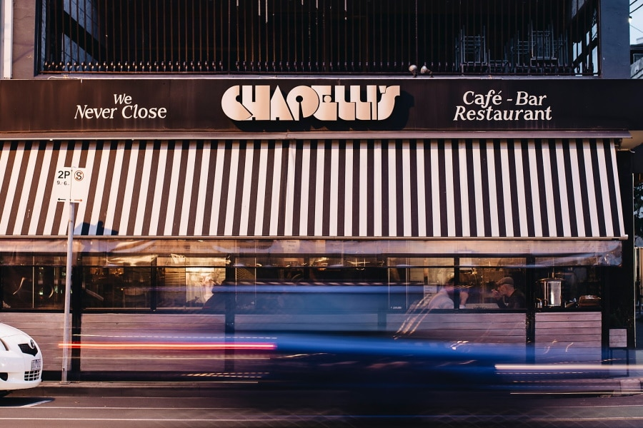Late Night Eats Melbourne - Chapelli's Diner