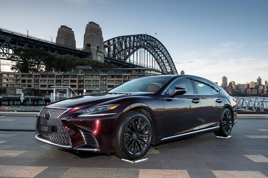 Lexus Encore Platinum 6