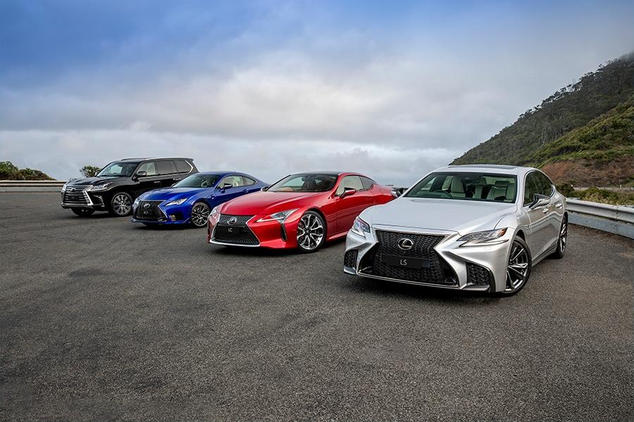 Lexus Encore Platinum