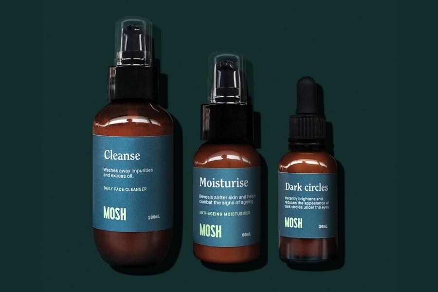 mosh skincare products