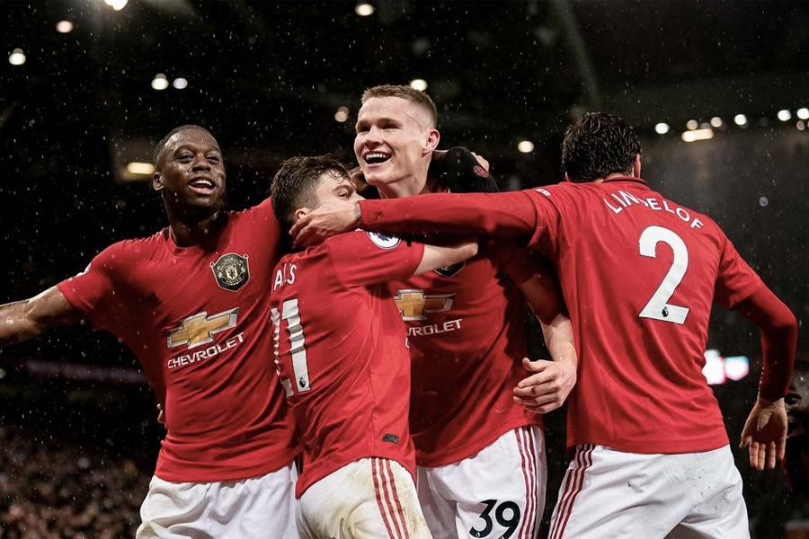 Most Valuable Sports Teams for 2020 - manchester united