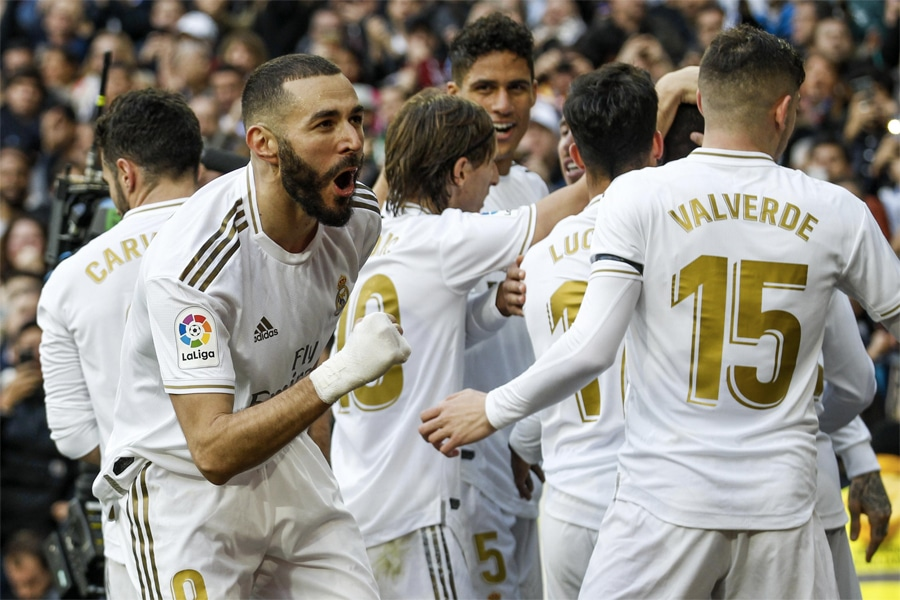Most Valuable Sports Teams for 2020 - real madrid