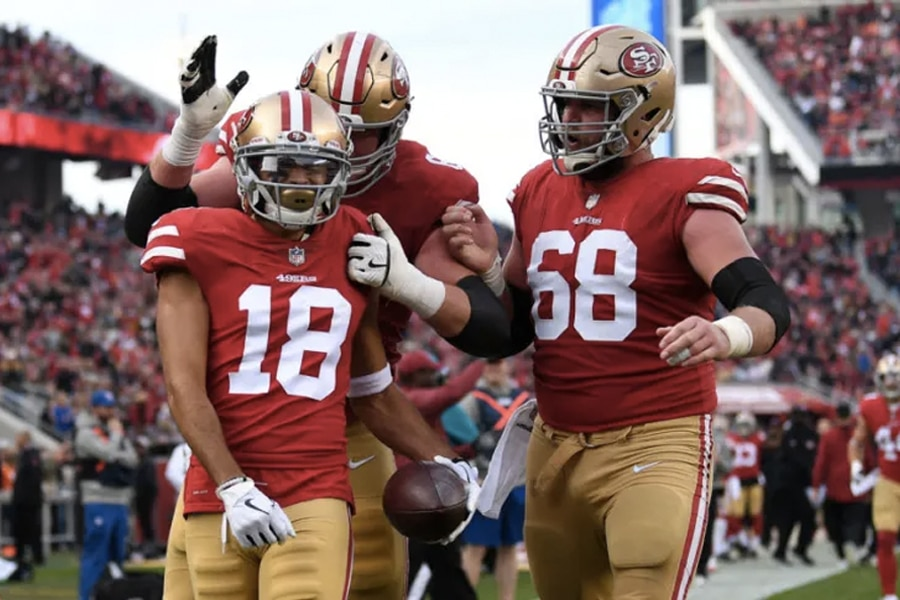 Most Valuable Sports Teams for 2020 - san francisco 49ers