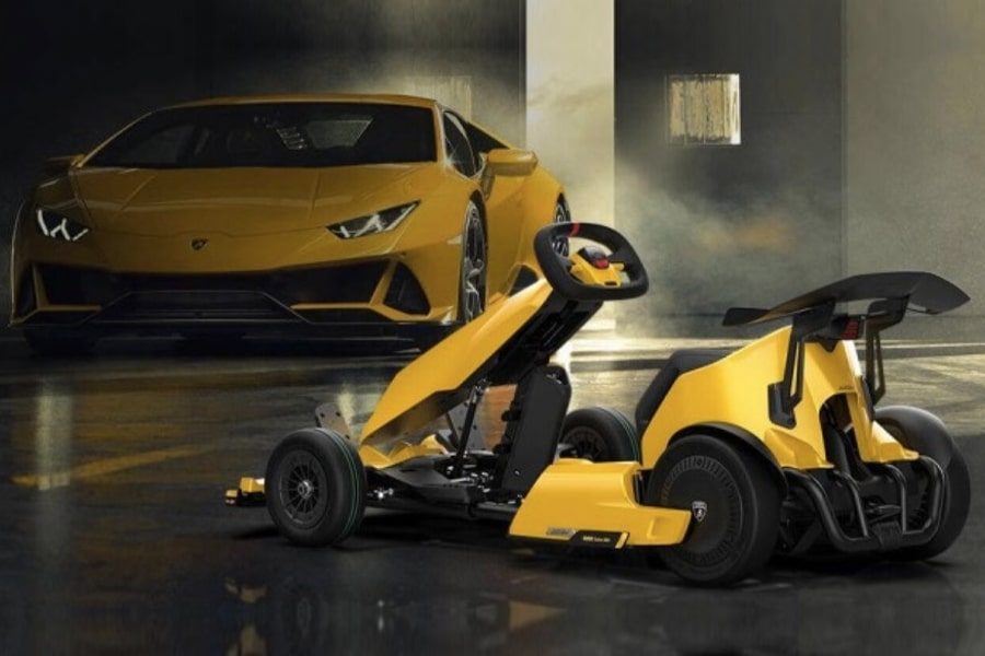Ninebot GoKart Pro Lamborghini Edition 1