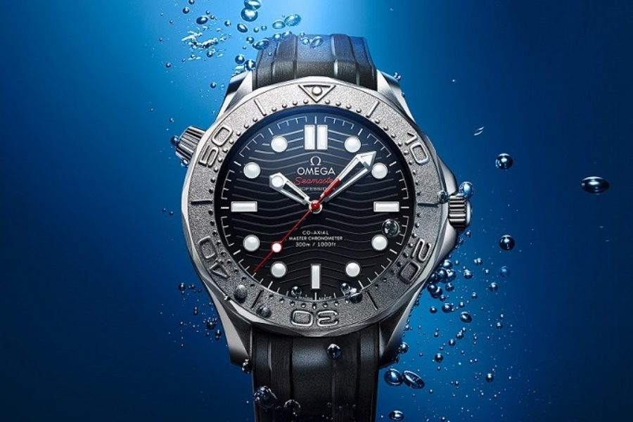 OMEGA Seamaster Diver Nekton Edition watch