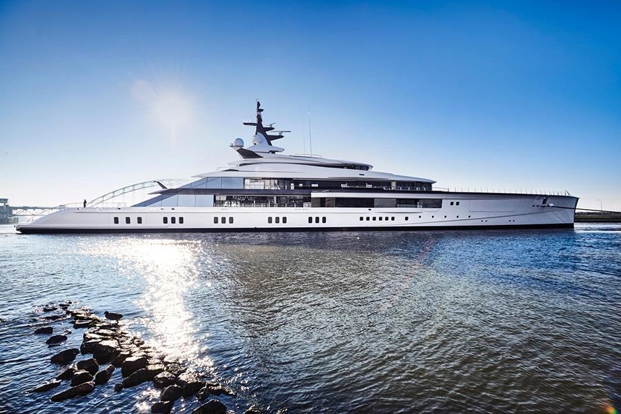Oceanco 109m Yacht