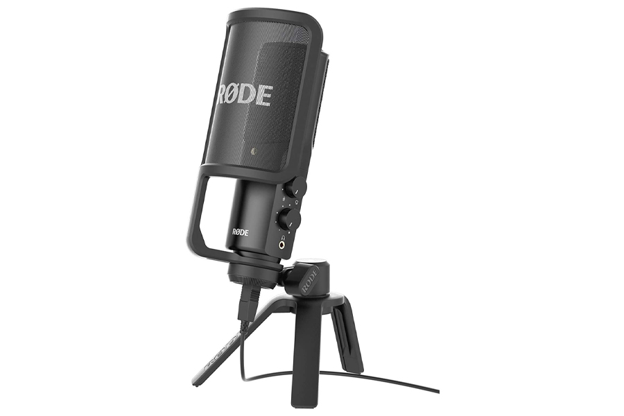 RODE NT-USB Condensor Microphone
