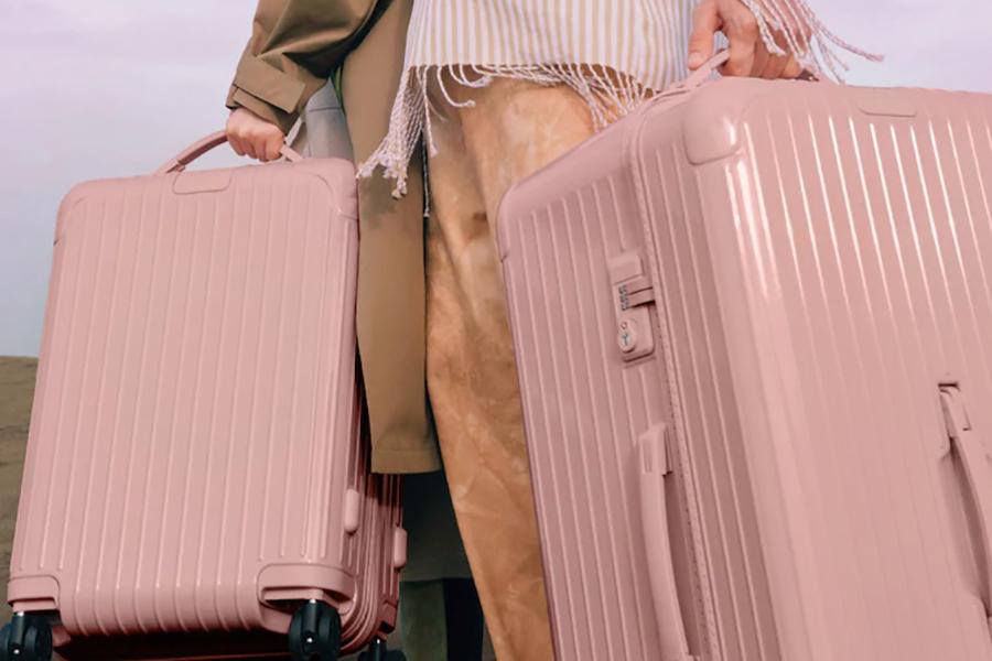 Rimowa Desert Editions pink