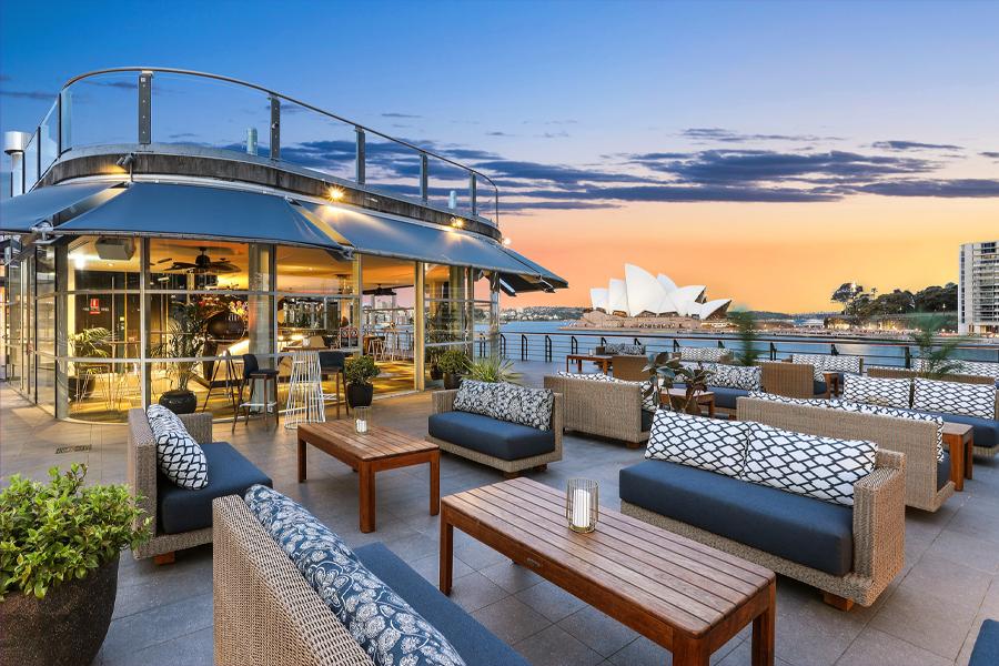Rooftop Bars Sydney
