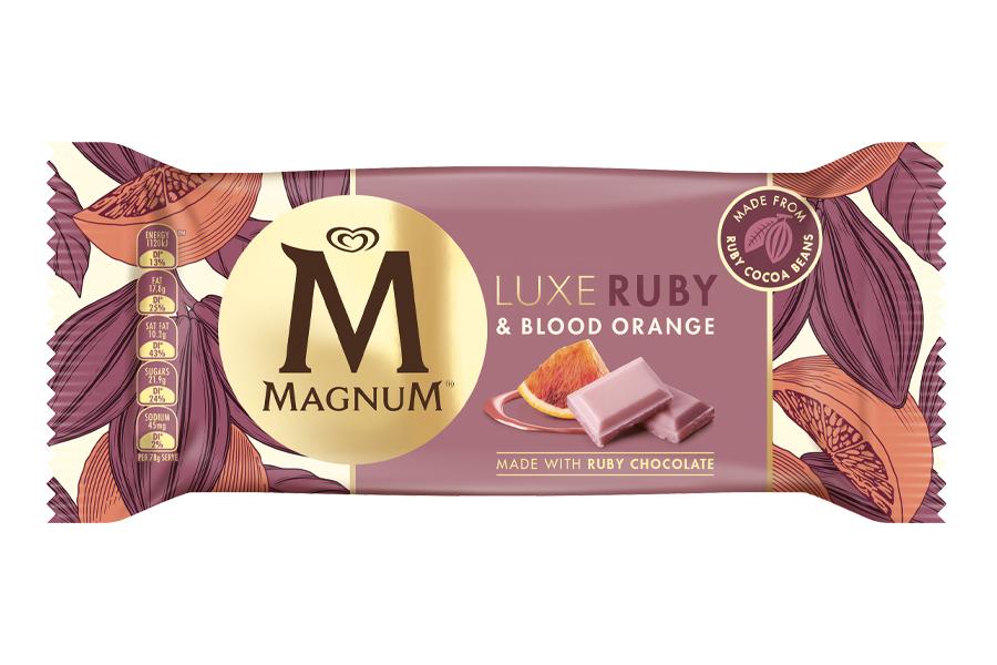 Ruby Chocolate Magnum